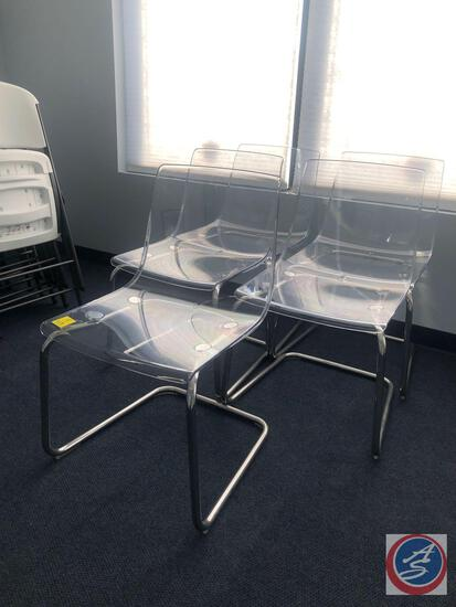 "{{5X$BID}} IKEA Tobias Chairs Measuring 33"" Tall"