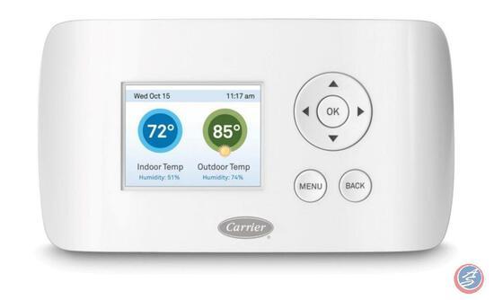 Manufacturer CARRIER CORPORATION Model Number TC-WHS01 Description This versatile thermostat is