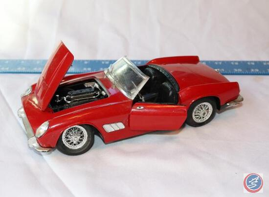 Tonka Polistil 1961 Ferrari 250 GT SWB California Spyder