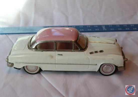 1950 Buick Friction Toy Car Made in Japan