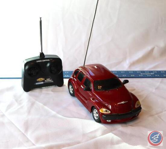 Nikon PT Cruiser Remote Control Car with Remote Made in China
