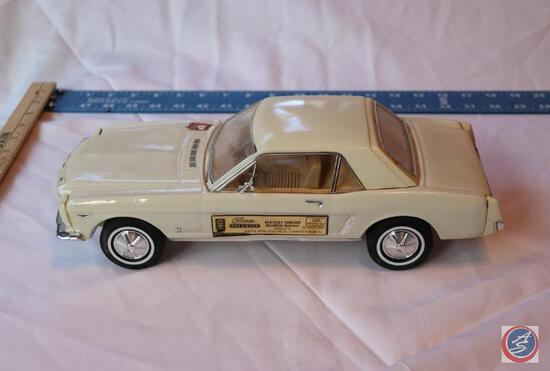 Jim Beam Genuine Regal China 1964 Ford Mustang Decanter