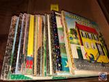 Little Golden Books Including Titles Such As Guess Who Lives Here, Bambi, Dr. Dan the Bandage Man,