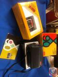 Kodak Instamax X-15F Camera Outfit in Original Box and Kodak Instamatic X-90 Camera in Original Box