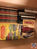 Books Including Titles Such As Cars of the 60's, Cars of the 50's, Automobile Quarterly Volume 6,