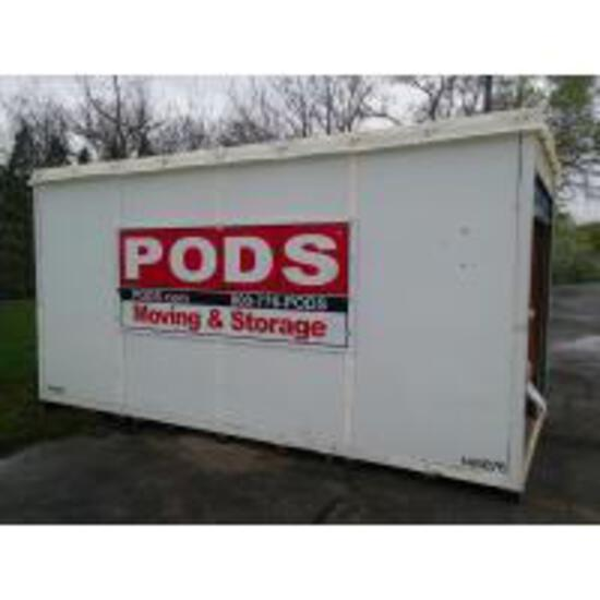 PODS UNPAID STORAGE UNITS VI ONLINE AUCTION