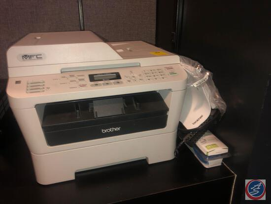Brother Printer/Scan/Fax/ Copy Machine Model No. MFC-7360N with User's Manual and Disc, Belkin CAT5e