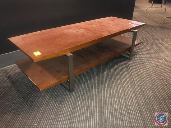 "Breeze Coffee Table Measuring 54"" X 20"" X 15 1/2"""