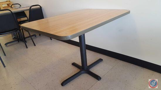 "{{7X$BID}} Five Tables Measuring 42"" X 30"" X 29 1/2"" and Two Tables Measuring 30"" X 30"" X 30"""