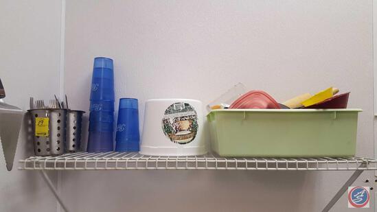Assorted Silverware and Kitchen Utensils