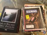 Life Magazine Special Edition World War II, U.S. News Magazine The Final Chapter Ronald Wilson