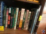 Books Including Titles Such As Drive, Memories of the Mick, Give 'Em the Hook, Tall Tales, The Big