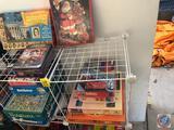 Six Cube Wire Organizer Measuring 31
