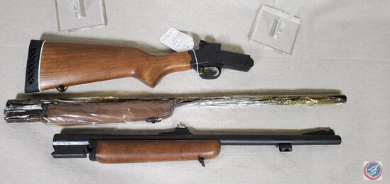 Rossi Model S20-50 20 GA / 50 Cal Shotgun New in Box Matched Pair Combo gun. 20 GA Shotgun barrel
