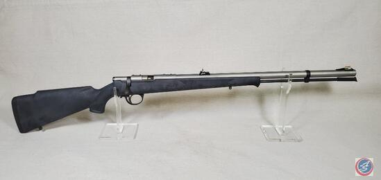 CVA Model PR4440 Fire Bolt 22 LR Rifle New in Box Stainless Steel Synthetic Stock Black Powder Rifle