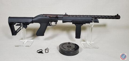 F.LLI Pietta Model PPS22WC50 22 LR Rifle New in Box Semi-Auto Rifle with Sythetic Stock and 50 Round