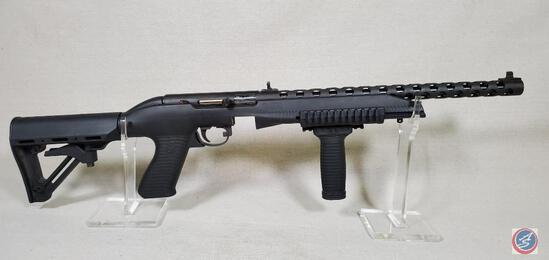 F.LLI Pietta Model PPS22WC50 22 LR Rifle New in Box Semi Auto Rifle with Synthetic Stock and 50