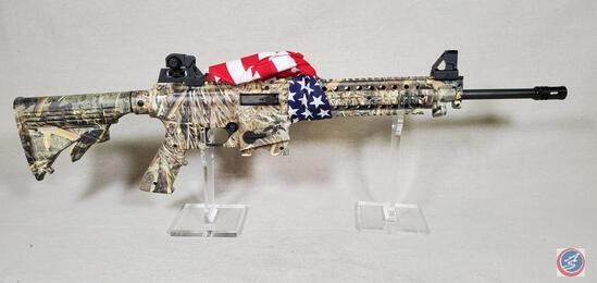 Mossberg Model 715T 22 LR Rifle New in Box Duck Commander Camo Edition Semi-Auto rifle. Ser #