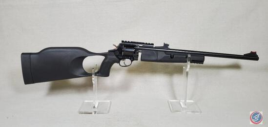 Rossi Model Circuit Judge 22 LR / 22 WIN MAG Rifle Newin Box revolving rifle with 2 cylinders Ser #
