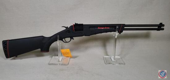 Savage Arms Model M-42 22 LR /410 Rifle New in box Over Under Break action Rifle Ser # J265922