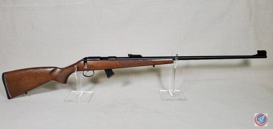 CZ:USA Model 455 Ultra Lux 22 LR Rifle New in Box Bolt Action Rifle With Beach Wood Stock Ser #