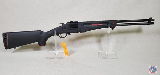 Savage Arms Model M-42 22 LR/.410 Rifle New in Box, Over Under Combination Gun Ser # J362310