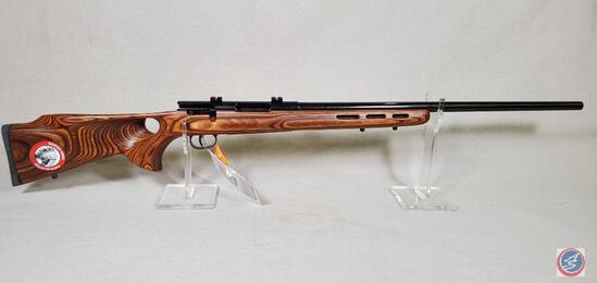 Savage Arms Model 25 22 Hornet Rifle New in Box Bolt action Rifle with Monte Carlo Stock Ser #