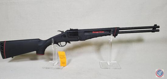 Savage Arms Model M-42 22/410 GA Shotgun Break Action Combo Gun with Synthethic Stock Ser # J362300
