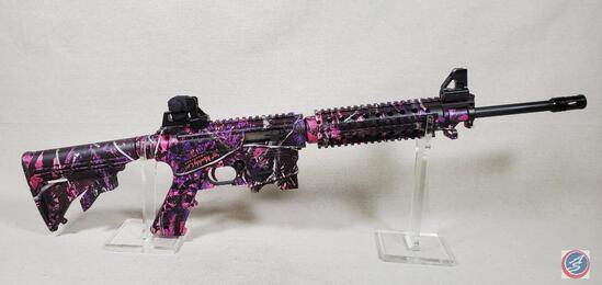 Mossberg Model 715T 22 LR Rifle New in Box Semi-Auto Muddy Girl Rifle Ser # EMG3826260