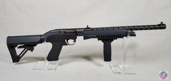 F.LLI Pietta Model PPS/50 22 LR Rifle New in Box Semi-Auto Rifle with Sythetic Stock and 50 Round