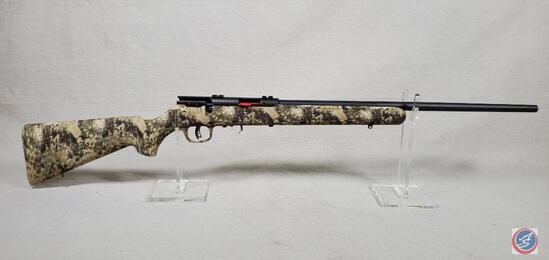 Savage Arms Model 93F 22 WMR Rifle New in Box Bolt Action Kryptech Rifle Ser # 2454560