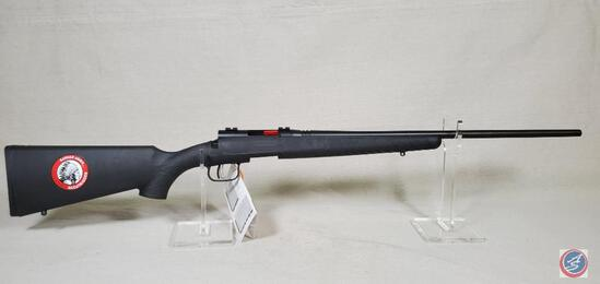 Savage Arms Model B MAG 17 WSM Rifle New in Box Bolt Action Rifle with Synthetic Stock Ser # J316835