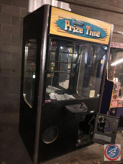Smart Industries Corp Mfg Co. Prize Time Claw Machine Model No. PT42L-010 [[CONDITION UNKNOWN]]