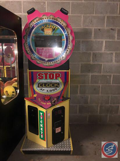 Innovative Concepts Entertainment Inc. Stop The Clock Game Model No. ST1000X [[CONDITION UNKNOWN]]
