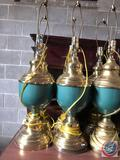 (6) Urn Style Lamps [[ONE SHADE PER LAMP PER PURCHASE WHILE SUPPLIES LAST]]