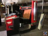 SEGA Enterprises Inc. Eighteen Wheeler American Trucker Game Model No. SDX-18W-XXX. [[CONDITION