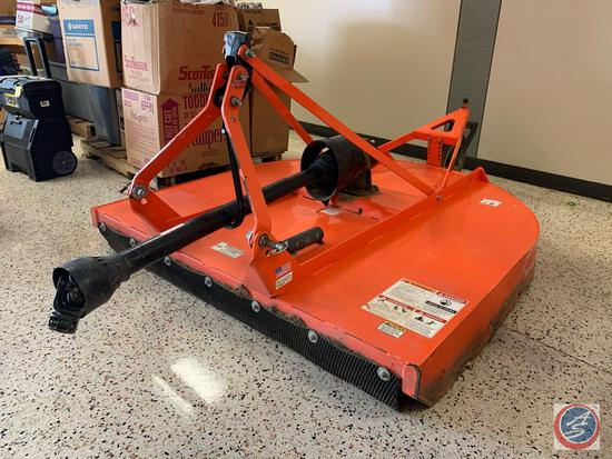 2016 Landpride PTO Mower in Very Good Condition S/N998148