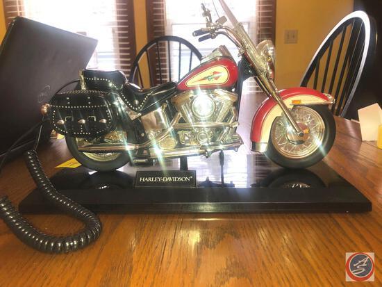 Telemania Replica Harley Davidson Telephone Model No. Harley Davidson Telephone