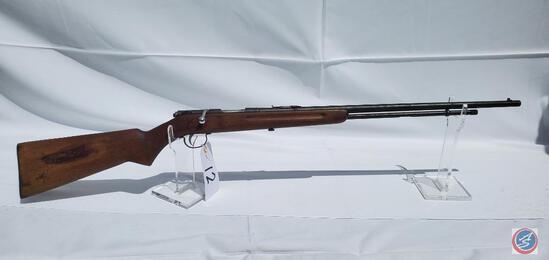 Remington Model 34 22 LR Rifle Bolt Action Rifle Ser # 96596