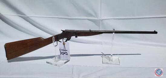 Stevens Model Marksman 22 LR Rifle Lever Action Rifle Ser # NSN-117