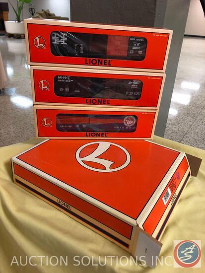 1996 Lionel 6464 Boxcar Series VI No 6-19292
