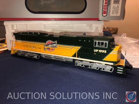 Williams by Bachmann O Scale SD-90 Powered Locomotive UP Heritage Chicago and North Western