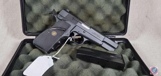 Hi-Point Firearms Model C9 9 X 19 Pistol Semi-auto pistol in factory case with 1 magazine Ser #