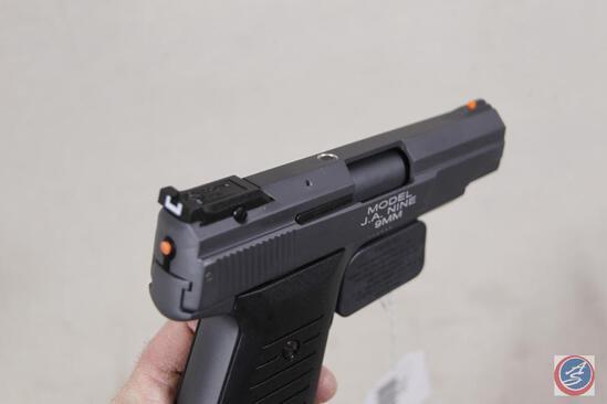 Jiminez Arms Model J. A . NINE 9 X 19 Pistol Semi-Auto Pistol New in Box with 2 Magazines Ser #