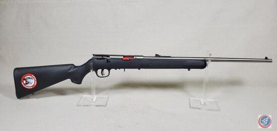Savage Arms Model 93 FSS 22 WMR Rifle New in Box Bolt Action Rifle with Synthetic Stock Ser #