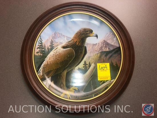 1982 Larry Toschik Limited Edition Collectors Plate 1104/5000