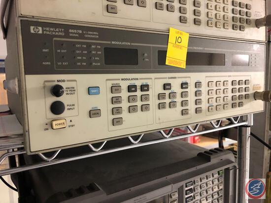 Hewlett Packard 8675D Signal Generator
