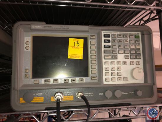 Agilent E4408B Spectrum Analyzer