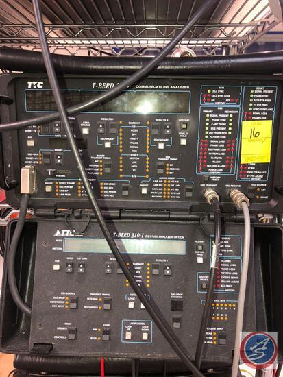 T-Berd 310 Communications Analyzer