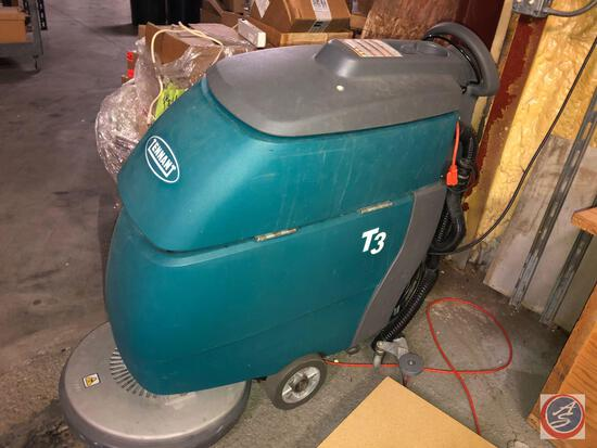 Tenant F3 Floor Scrubber 37.7 Hours Listed